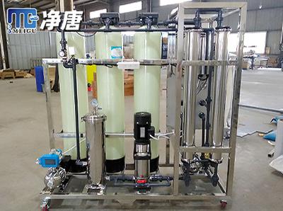 学校直饮水反渗透纯净水设备-0.5吨/小时