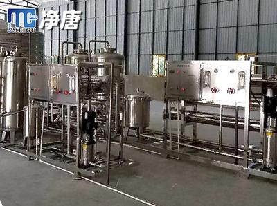 150桶/小时桶装水纯净水生产设备