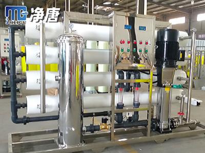反渗透纯水设备-8吨/小时