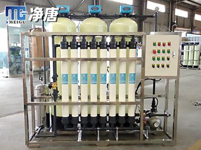 养殖场超滤净水设备-4吨/小时